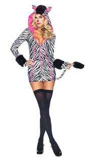 Sexy Zebra Costume