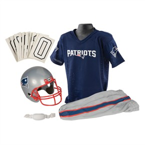 New England Patriots Youth Uniform Set