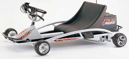 Razor Ground Force Go Kart