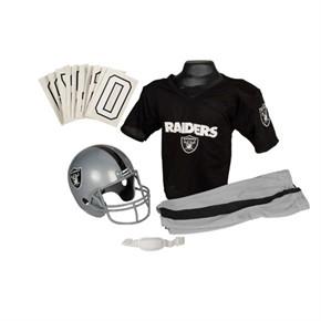 Oakland Raiders Youth Uniform Set