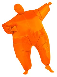 Orange Inflatable Skin Suit Costume  sc 1 st  Fantasy Toyland & Orange Inflatable Skin Suit Costume Chub Suit 2nd Skin Costume