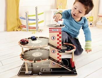 Park n Go Toy Garage