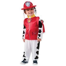 Boys Paw Patrol Marshall Kids Costume