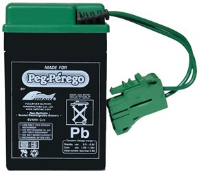 Peg Perego Battery - 6 volt (4.5ah)