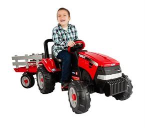 Peg Perego Case IH Tractor & Trailer