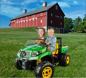 Peg Perego John Deere Gator Ride On XUV