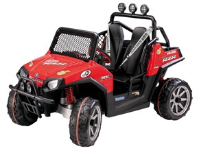 Peg Perego Polaris Ranger RZR Ride On - Red