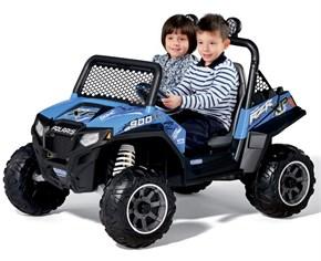 Peg Perego Polaris RZR 900 Blue Ride On