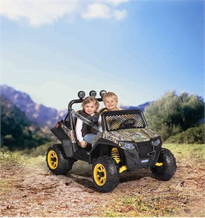 Peg Perego Polaris RZR 900 Ride On - Camo