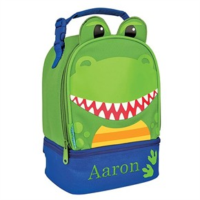 Personalized Dinosaur Lunch Box