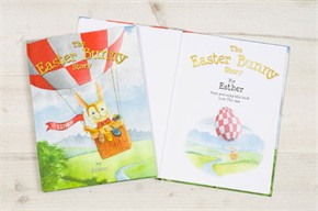 Personalized Kids Book, Personalized Easter Gift