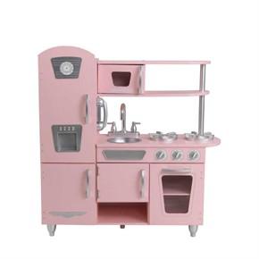 Kidkraft Pink Vintage Toy Kitchen