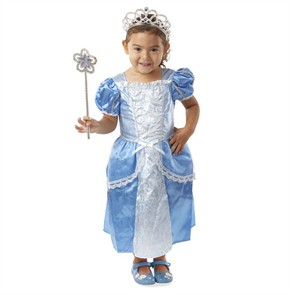 Personalized Royal Princess Costume Set