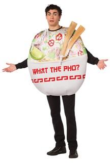Pho Noodle Bowl Costume