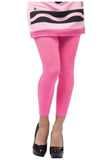 Pink Crayola Tights