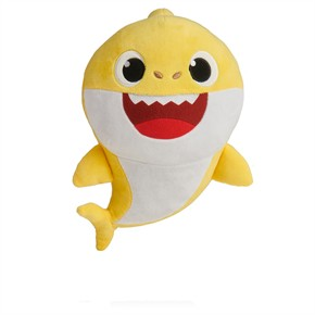 Pinkfong Baby Shark Plush Doll with Sound