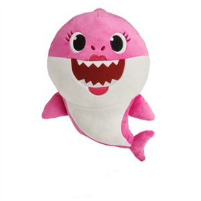 Pinkfong Mommy Shark Plush Doll with Sound