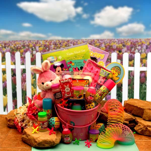 Pinkie Bunnies Easter Fun Pail