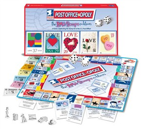 Postofficeopoly - Love Stamp Edition