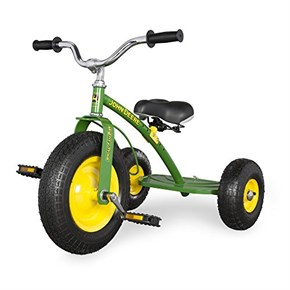 Tuff Trax John Deere Tricycle