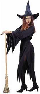 Adult Witch Costume - Elegant Witch
