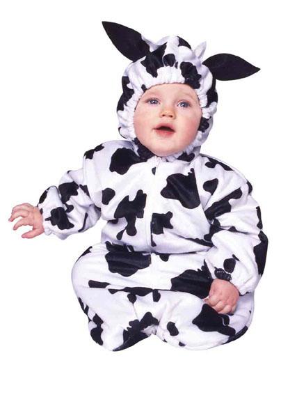 efc5f7cdb Deluxe Baby Cow Costume