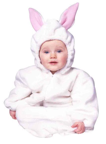 Baby Deluxe Bunny Costume