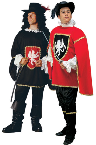 Adult Musketeer Costume  sc 1 st  Fantasy Toyland & Three Musketeers Costume Adult Musketeer Costume