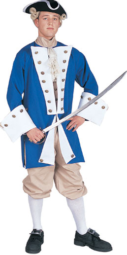 Adult Colonial Captain Costume  sc 1 st  Fantasy Toyland & Colonial Captain Costume Adult Colonial Costume
