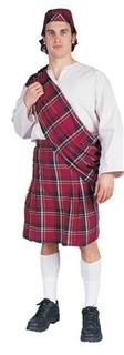 Adult Scottish Costume