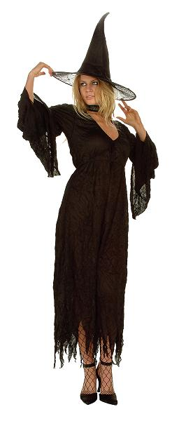 Adult Witch Costume - Gown Witch