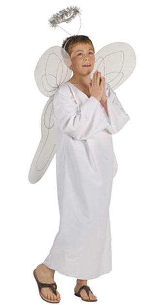 Child Deluxe Angel Boy Costume