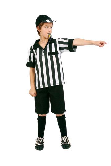 Preteen Referee Costume (Boy)