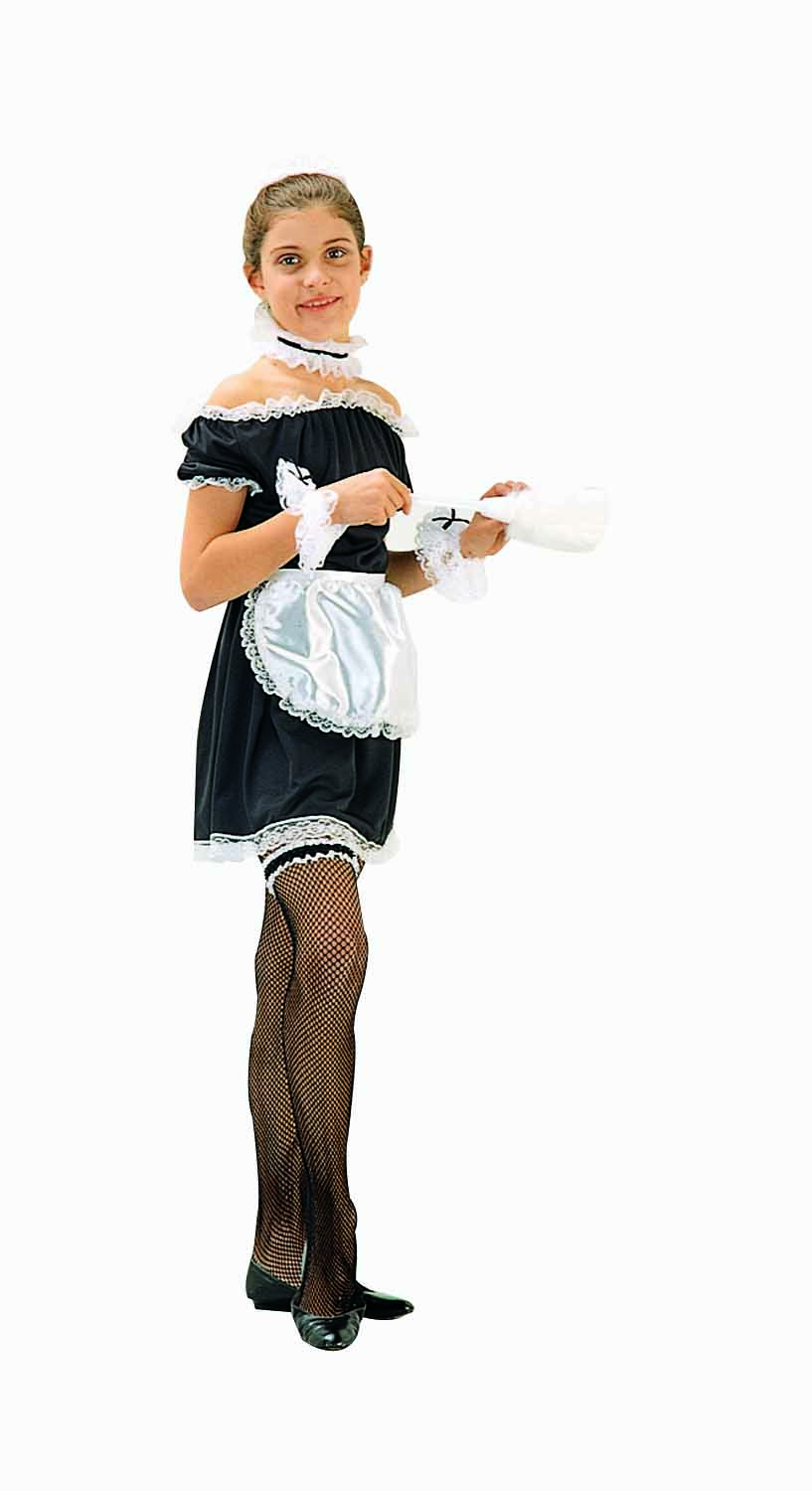 sc 1 st  Fantasy Toyland & Child French Maid Costume