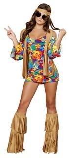 Sexy Hippie Costume