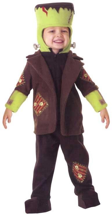 Lil' Frankie - Toddler Frankenstein Costume