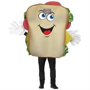 Sandwich Mascot