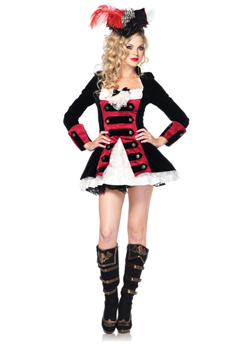Sexy Charming Pirate Costume