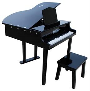 Schoenhut Child Piano<br>Concert Grand Piano & Matching Bench 379