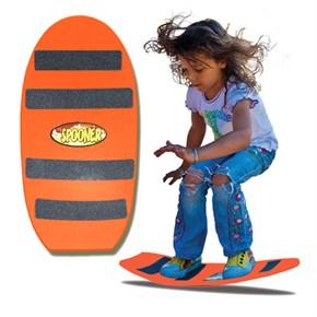 Spooner Board - Freestyle  Orange