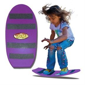 Spooner Board - Freestyle  Purple