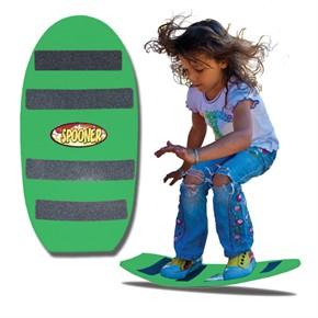 Spooners Board - Freestyle Green