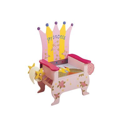 Teamson Child Princess Potty Chair and Rocker