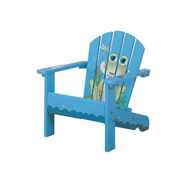 Teamson Child Frog Porch Chair