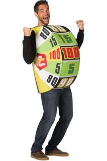 The Price is Right Wheel Costume