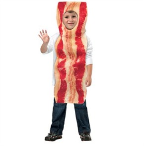 Toddler Bacon Slice Costume