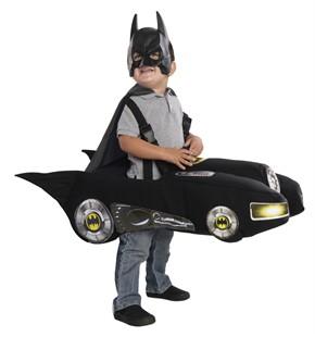 Toddler Batmobile Costume