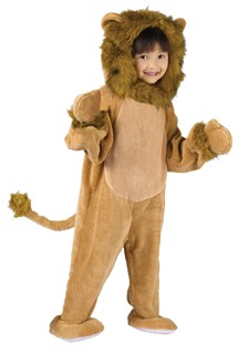 Toddler Cuddly Lion Costume 3T-4T