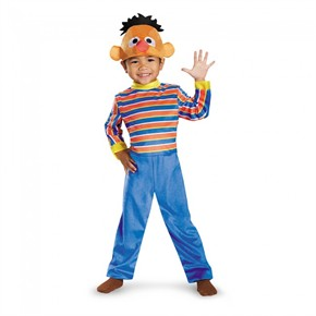 Toddler Deluxe Ernie Costume