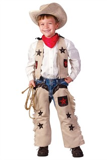Toddler Lil' Sheriff Costume